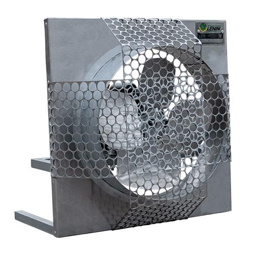 extractor de calor
