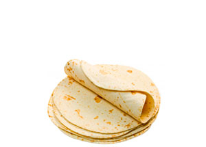 tortillas de harina